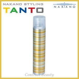 【x3個セット】 ナカノ スタイリング タント クリスタルフォギー 10 180g ≪ナカノタント≫|co-beauty
