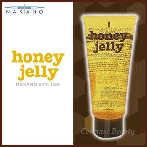 「x5個セット」 ナカノ スタイリング ハニージェリー ソフト 90ml ≪ナカノハニージェリー≫|co-beauty