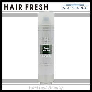 【x4個セット】 ナカノ ヘアフレッシュ スプレー スーパーハード 170g ≪ヘアフレッシュ≫|co-beauty