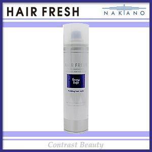 ナカノ ヘアフレッシュ スプレー ソフト 170g ≪ヘアフレッシュ≫|co-beauty