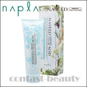 【x3個セット】 ナプラ ナシード アシッドカラー ダークブラウン 190g|co-beauty