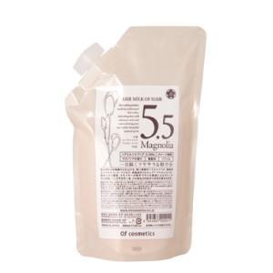 オブコスメティックス ヘアミルクオブヘア5.5Ma 500ml ヘアサロン専売品|co-beauty