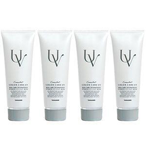 「x4個セット」 タマリス クリエイティブ フェリエ カラーケア UVs 80g 肌 髪用 日焼け止め co-beauty