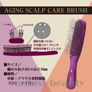 美容雑貨3 ブラシ 池本 エイジングスカルプケアブラシ TC-1300|co-beauty