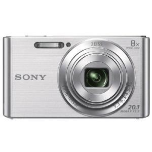 ソニー SONY コンパクトデジタルカメラ Cyber-shot(サイバーショット) DSC-W83...