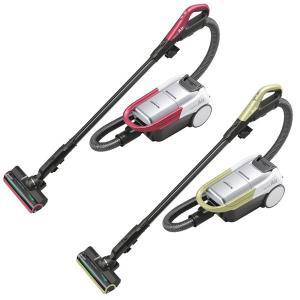 シャープ コードレスキャニスター紙パック式掃除機[EC-AP500] カラー:ピンク系 イエロー系