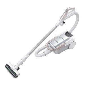 シャープ コードレスキャニスター紙パック式掃除機 ラクティブ エア[EC-AP700] カラー:ゴー...