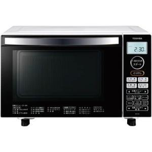 東芝 オーブンレンジ(18L) ER-S18  オーブン調理もできるフラット庫内モデル