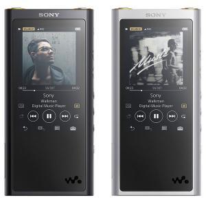 ソニー ポータブルオーディオプレーヤー ウォークマン ZXシリーズ ハイレゾ音源対応  NW-ZX3...