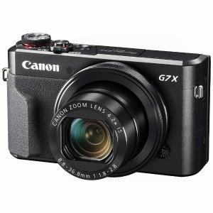 キヤノン CANON デジタルカメラ PowerShot パワーショット G7 X Mark II ...