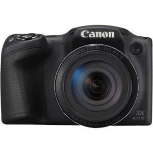 キヤノン CANON コンパクトデジタルカメラ PSSX430IS/カメラ デジタルカメラ ブラック