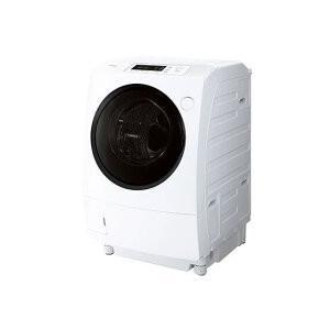 設置料無料 東芝 TOSHIBA ドラム式洗濯乾燥機 ZABOON 左開き 9.0kg TW-95G...