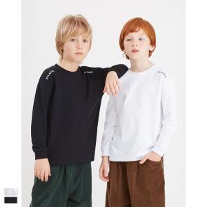 子供服  キッズ 韓国子供服  Tシャツ 男の子 女の子 トップス 長袖 長そで  春 夏 秋 冬 110-160 co-tyiya