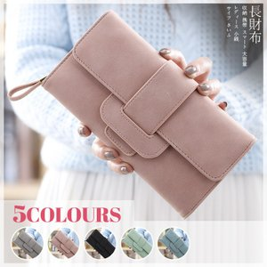 財布 長財布 レディース 財布  安い カードケース ウォレット サイフ 可愛い 収納 携帯 スマート 大容量 18vqb21 co-tyiya