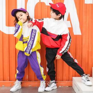 キッズ ダンス衣装 ヒップホップ キッズダンス ヒップホップ衣装 キッズ 韓国子供服  練習着 HIPHOP JAZZ DS キッズ 体操服 18xh552|co-tyiya