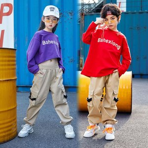 HIPHOP ダンス 衣装 キッズ パンツ 子供 ヒップホップダンスパンツ レディース 大人対応 Tシャツ ズボン 練習着 ジャズダンス キッズダンス衣装 体操服|co-tyiya