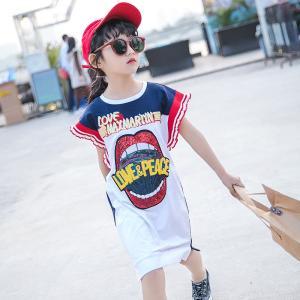 キッズダンス衣装 ヒップホップ HIPHOP JAZZ DS キッズダンス  女の子 ジャズダンス  スカート  韓国子供服 練習着 社交ダンス  19hn13|co-tyiya