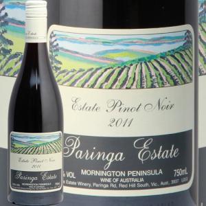 パリンガ エステート ピノ ノワール[2011]パリンガ エステート(赤ワイン)の商品画像|ナビ