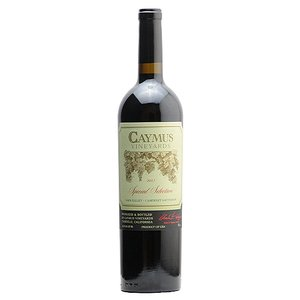 ワイン 赤ワイン ケイマス ヴィンヤーズ スペシャル セレクション カベルネ ソーヴィニョン 2015 Caymus Vineyards Special Selection Cabernet Sauvignon|co2s