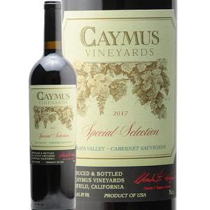 ワイン 赤ワイン ケイマス ヴィンヤーズ スペシャル セレクション カベルネ ソーヴィニョン 2015 Caymus Vineyards Special Selection Cabernet Sauvignon|co2s|03