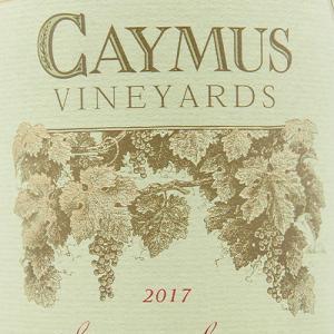 ワイン 赤ワイン ケイマス ヴィンヤーズ スペシャル セレクション カベルネ ソーヴィニョン 2015 Caymus Vineyards Special Selection Cabernet Sauvignon|co2s|04
