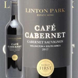ワイン 赤ワイン カフェ  カベルネ ソーヴィニヨン 2019 リントン パーク 南アフリカ 樽香 ...