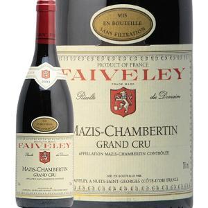 ワイン 赤ワイン マジ シャンベルタン グラン クリュ 2004 フェヴレ Mazis Chambe...