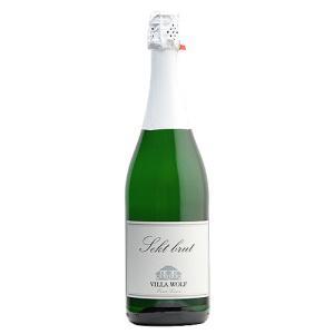 ワイン スパークリング ヴィラ ヴォルフ ゼクト ブリュット NV Villa Wolf Sekt ...