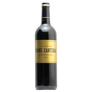 シャトー ブラーヌ カントナック 2010  赤ワイン
