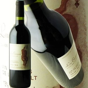 マルキ・デ・ミュール  ルー・カリニャン 2003赤ワイン フランス