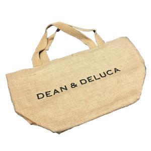 DEAN&DELUCA ディーン&デルーカ バッグ  麻 cotton コットン  Sサイズ トート お買いもの|cobalt-shop