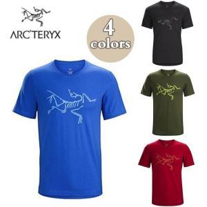 在庫処分!男性用 Tシャツ アークテリクス ARC'TERYX ARCHAEOPTERYX SS T-SHIRT アーキオプテリクス Tシャツ メンズ クルーネック 19025|cobalt-shop