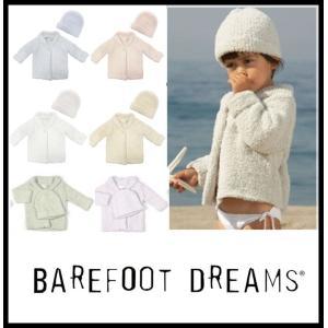 ベアフットドリームス Barefoot Dreams Cardigan&hat 404 カーディガン&帽子のセット|cobalt-shop