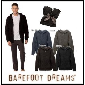 ベアフットドリームス Barefoot Dreams メンズパーカー|cobalt-shop