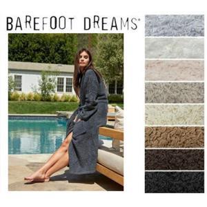 ベアフットドリームス Barefoot Dreams バスローブ Adult Robe 509 bath robe Cozy Chic  男女兼用バスローブ|cobalt-shop