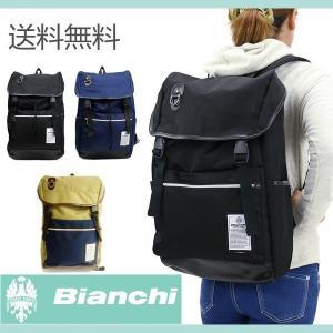Bianchi ビアンキ リュック リュックサック デイパック バックパック 19L A3 PC収納 LBPI-05 メンズ レディース 男女兼用 LBPI-05 cobalt-shop