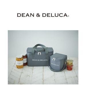 DEAN&DELUCA ディーン&デルーカ 保冷バッグ 1個 灰色タイプ 送料無料 大サイズ|cobalt-shop