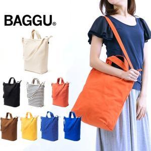 BAGGU バッグ DUCK BAG ダックバッグ 2WAYトートバッグ キャンバス  ショルダーバッグ 全8色 cobalt-shop