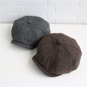 春秋冬 ハンチング帽  メンズキャップ 帽子 防寒 ハット キャスケット カジュアル 釣り おしゃれ アウトドア|cobalt-shop