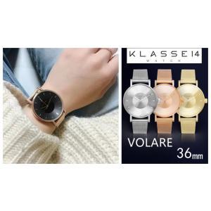 KLASSE14 クラス14 VOLARE 36mm MESHBELT 腕時計 レディース メタルメッシュベルト|cobalt-shop