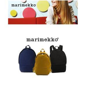 マリメッコ marimekko コットン リュックサック キャンバス バックパック  043705  Enni Reppu backpack|cobalt-shop