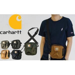 カーハート ショルダーバッグ carhartt WIP エッセンシャルバッグ ミニショルダー I006285 メンズ レディース  父の日|cobalt-shop