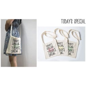 TODAY'S SPECIAL Marche Bag 新宿店限定 ワンハンドル マルシェバッグ|cobalt-shop