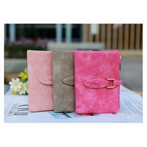 送料無料!薄い財布 レディース 薄型 小銭入れ コインケース カードケース ミニ財布 旅行財布 女性用 極小財布 二つ折り財布|cobalt-shop