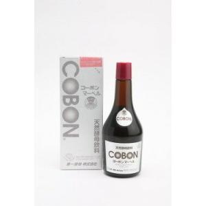 酵素ドリンク 天然酵母飲料 コーボンマーベル 525ml 3本セット 今ならクーポン付・ポイント10倍