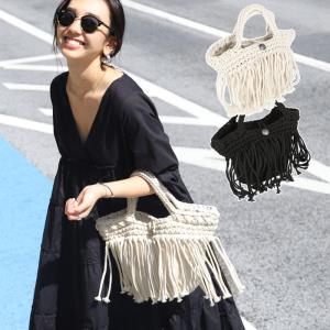トートバッグ エスニック風 コンチョボタン付き 鞄 かばん フリンジバッグ ハンドバッグ 綿100% コットン トートバッグ 18ss メール便不可|cocacoca