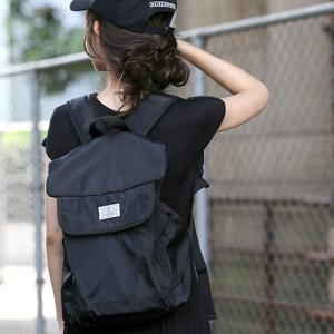 リュックサック バックパック 軽量 大容量 バッグ A4 ブラック 鞄 上品 大人 basic メール便不可|cocacoca