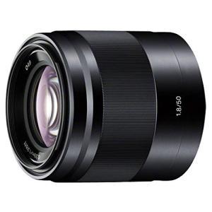 ソニー SONY 単焦点レンズ E 50mm F1.8 OSS APS-Cフォーマット専用 SEL5...