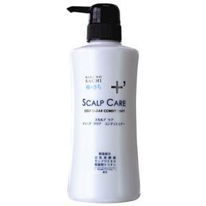 スカルプ Deep クリア コンディショナー 500mL 髪のボリュームアップ対策にお悩みの方へ 柿渋エキス配合の商品画像|ナビ