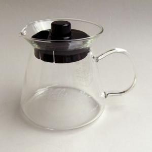 101ドリッパー用(1〜2人用) 耐熱ガラス製 ○電子レンジ対応